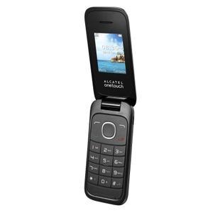 Alcatel One Touch 1035D Dual Sim - Harmaa- Lukitsematon