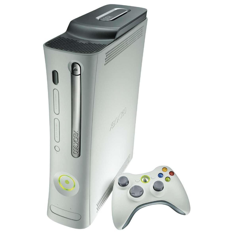 Microsoft Xbox 360 500 Go - Blanc