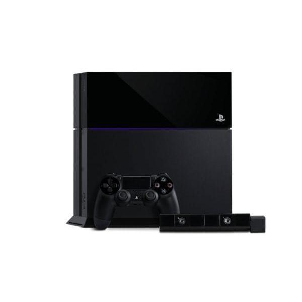 Sony PS4 500 Go + Caméra PlayStation Eye + 2e DualShock 4 - Noir