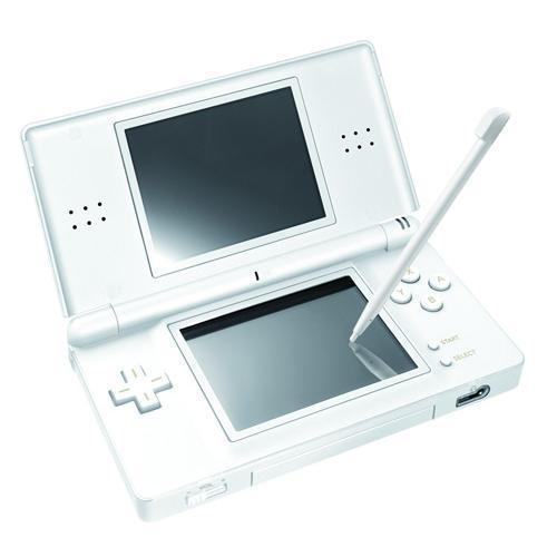 Nintendo Konsole DS Lite - Weiß