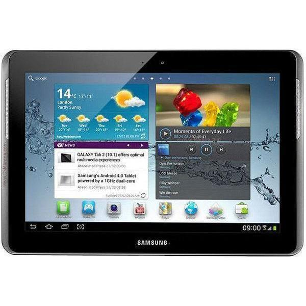 "Samsung Galaxy Tab 2 - 10,1"" 16 GB - Wifi - Plata"