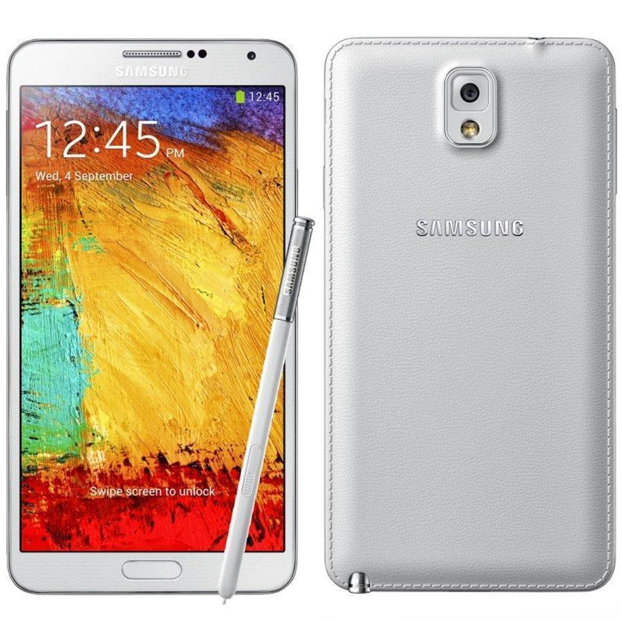 GALAXY NOTE 3 N900T Blanco Libre