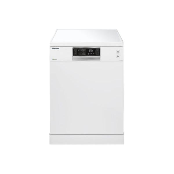 Lave-vaisselle 60cm BRANDT DFH 13534W 13 couverts