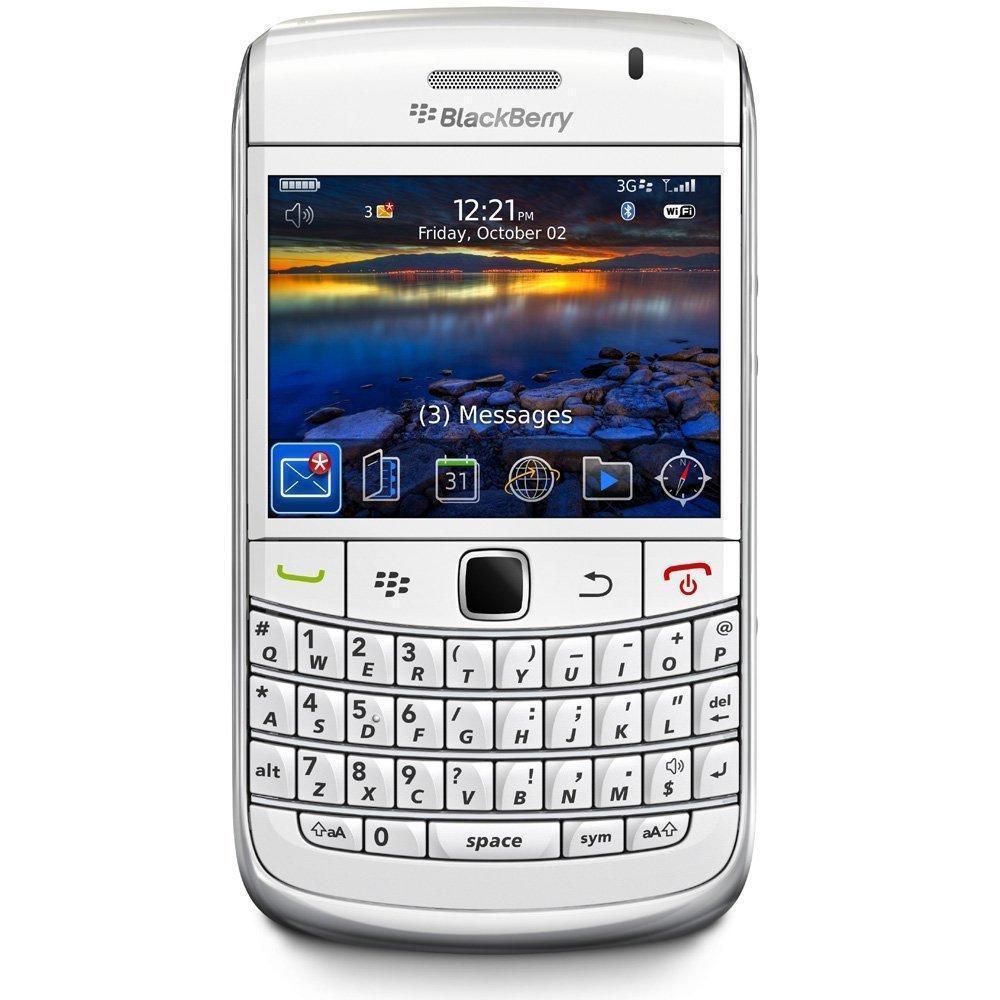 BlackBerry Bold 9700 - Blanc - Débloqué