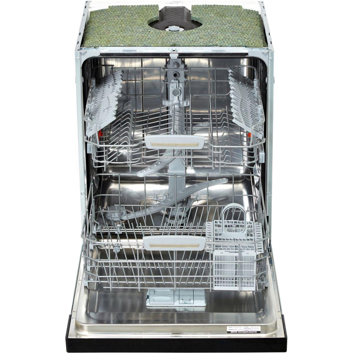 ... Design Lave Vaisselle 40 Cm De Large : Lave Vaisselle Encastrable 60 Cm  Hotpoint LSB7M121BEU ...