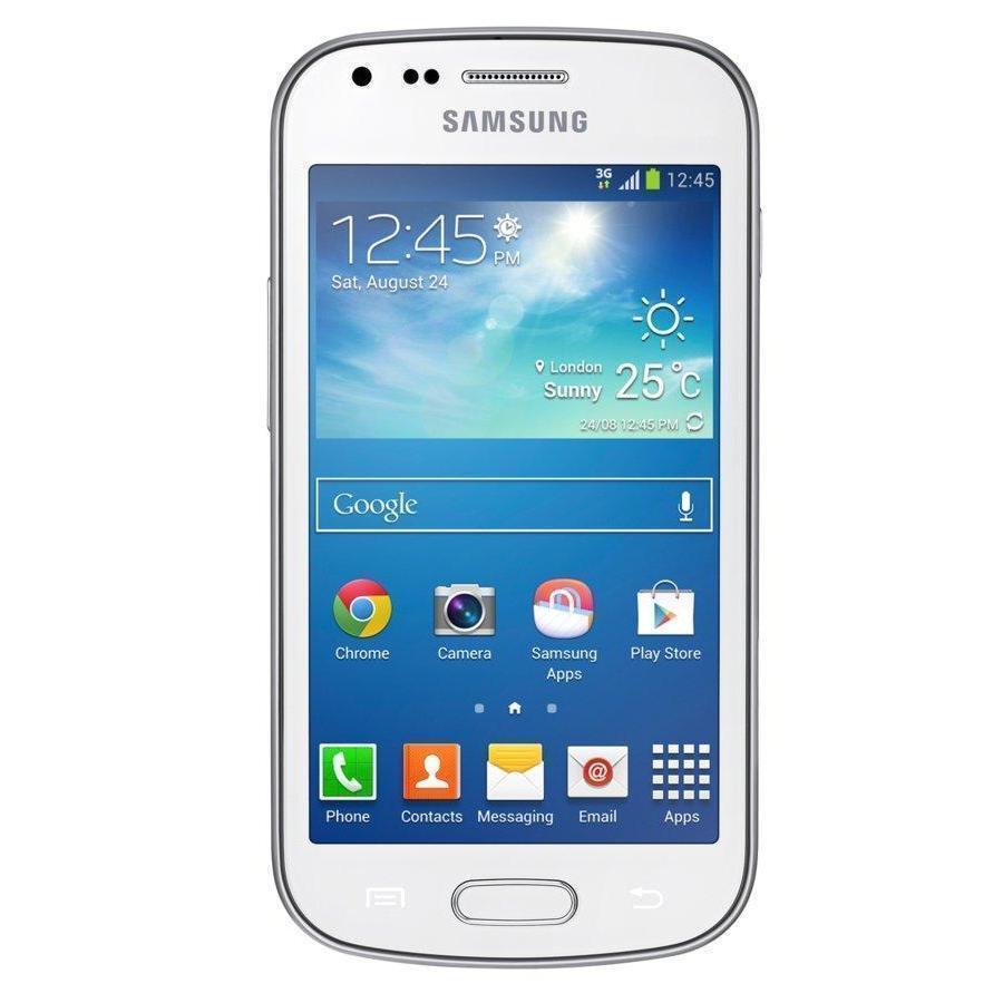 Samsung Galaxy Trend Plus S7580 4 Go - Blanc - Débloqué