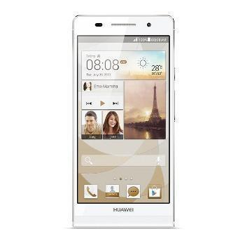 Huawei Ascend P6 8 GB - Blanco - Libre