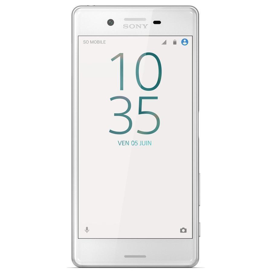 Sony Xperia X - 32 GB - Weiß - Ohne Vertrag