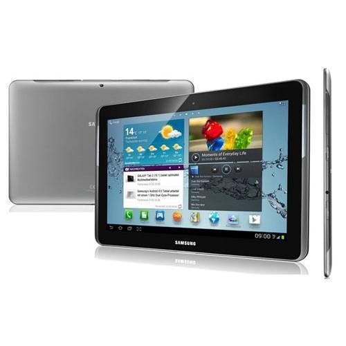 "Samsung Galaxy Tab 2 10"" 16 Gb 3G - Plata - Libre"
