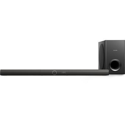 Barre de son + caisson de basse Bluetooth Philips HTL3160B/12