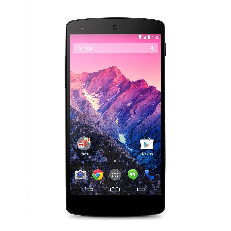 LG Nexus 5 32 GB - Negro - Libre