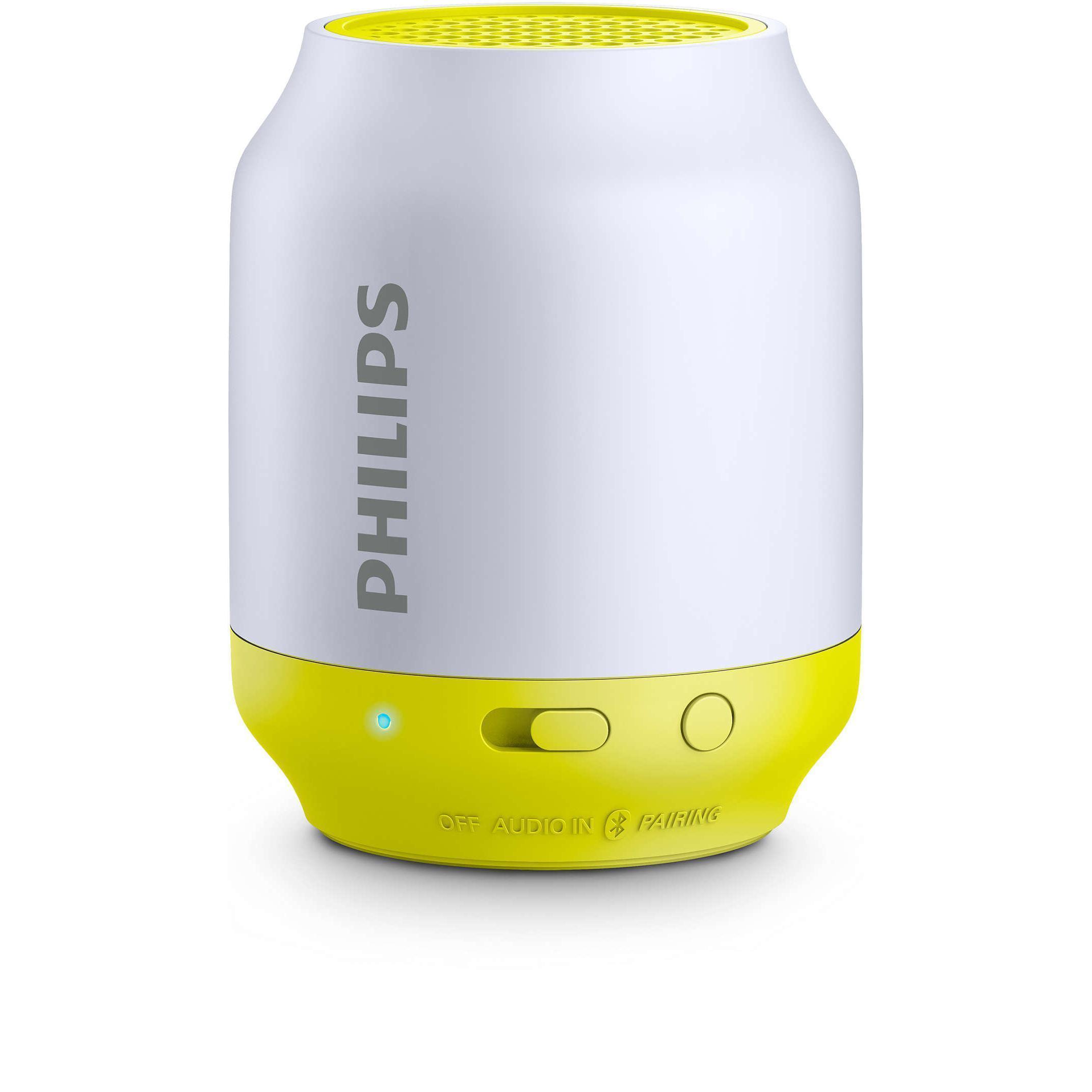 Enceinte portable sans fil Philips BT50L/00