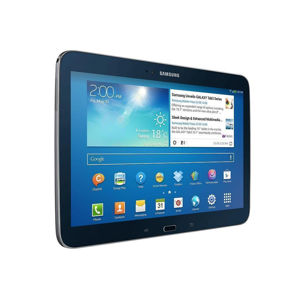 "Samsung Galaxy Tab 3 GT-P5210 - 10.1"" - 16GB - WLAN - Schwarz"