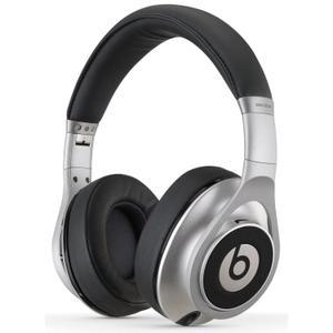 Casque Réducteur de Bruit avec Micro Beats By Dr. Dre Executive - Argent/Noir