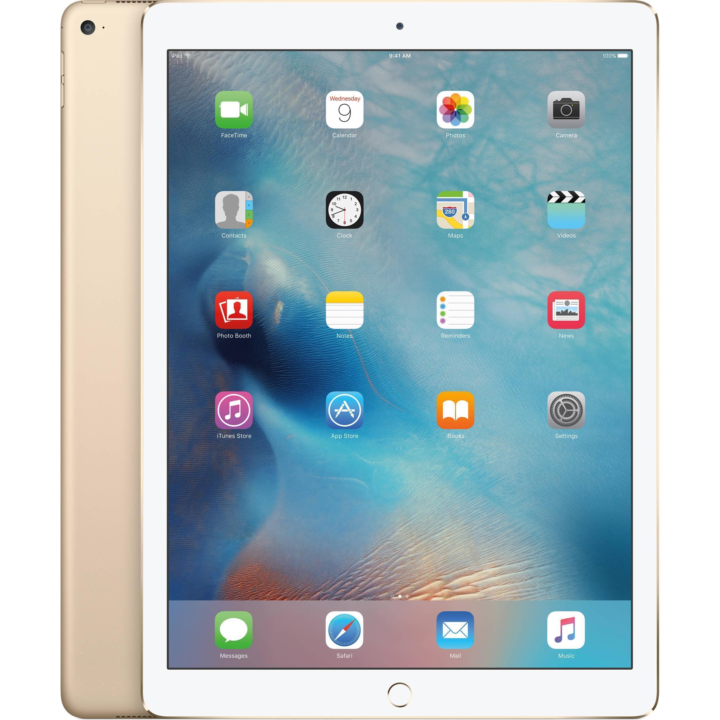 iPad Pro 12,9'' 128 Go - Wifi + 4G - Or - Débloqué