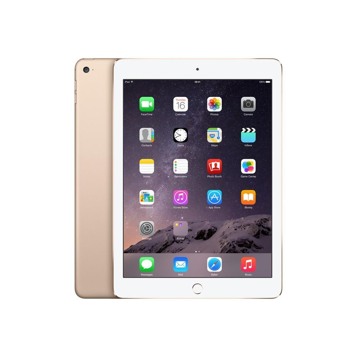iPad Air 2 9.7'' 128 Go - Wifi - Or