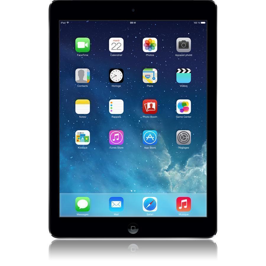 iPad Air 16 Go - Wifi + 4G - Gris sidéral - Débloqué