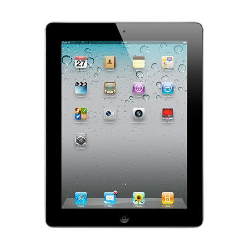 iPad 2 32 Go Wifi + 3G - Noir - Orange