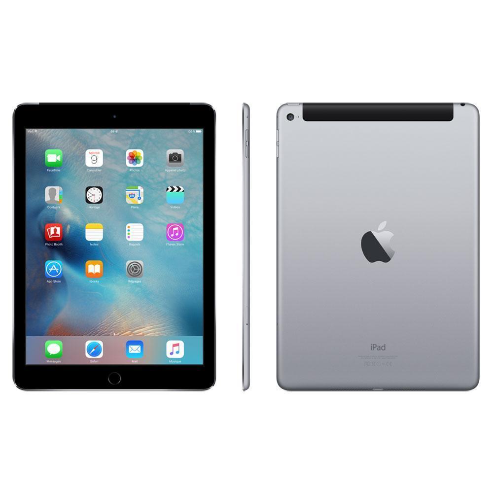 iPad Air 2 128 GB WLAN + LTE - Spacegrau - Ohne Vertrag