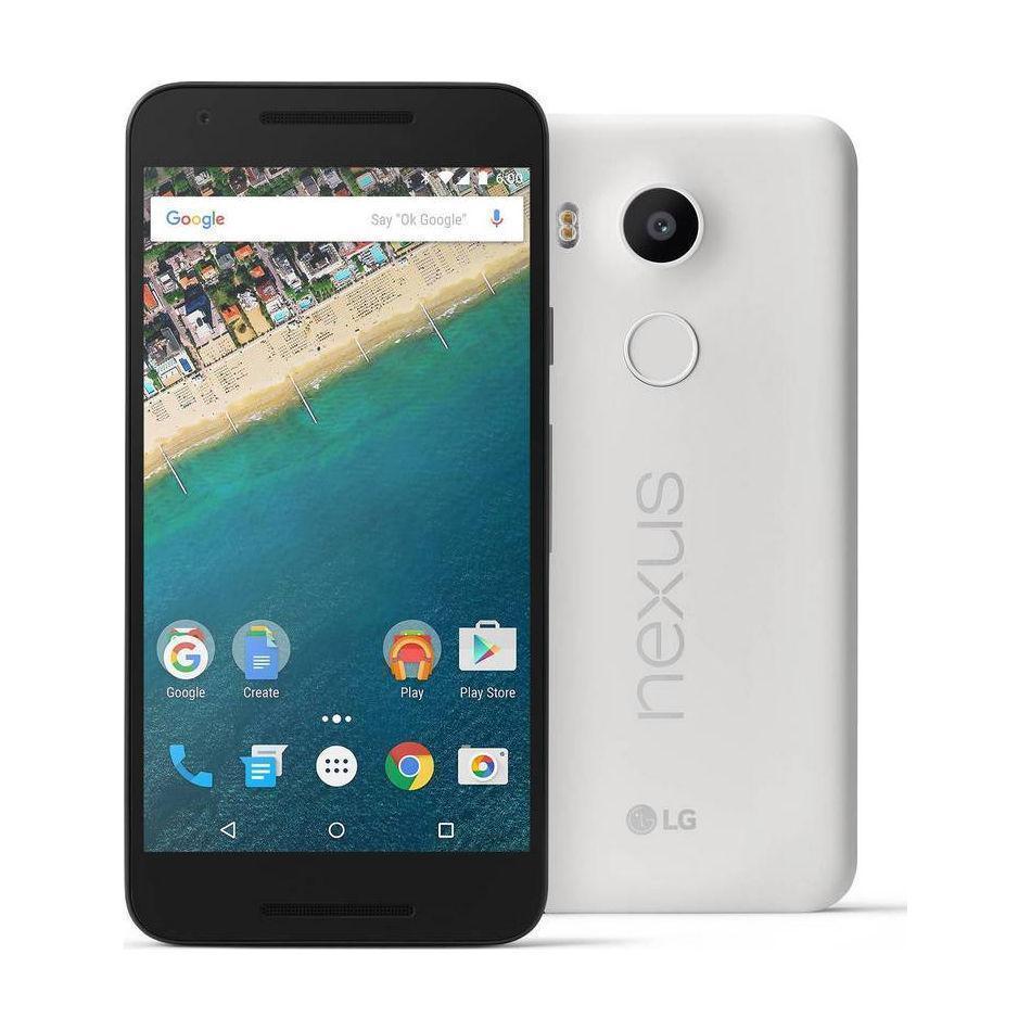 LG Nexus 5X 16 GB - Blanco - Libre