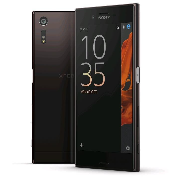 Sony Xperia XZ 32 Go - Noir - Déloqué