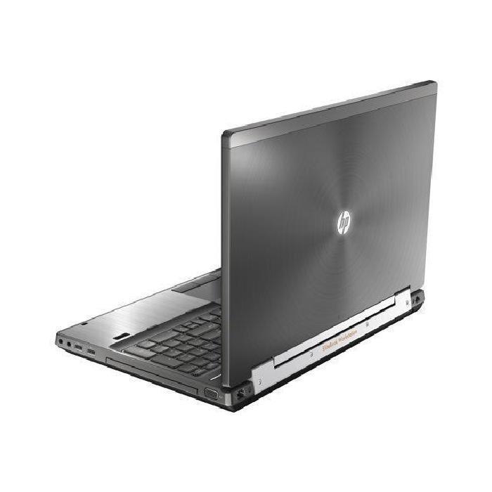 """Hp EliteBook 8570W 15,6"""" Core i7 2,6 GHz  - SSD 512 Go - RAM 16 Go"""