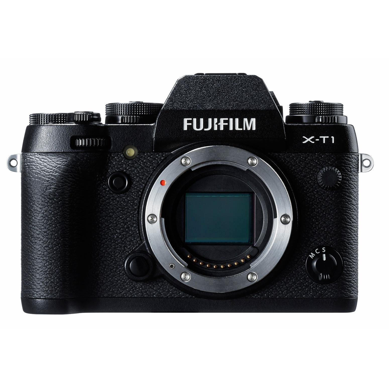 Hybride - Fujifilm X-T1 Boîtier nu - Noir