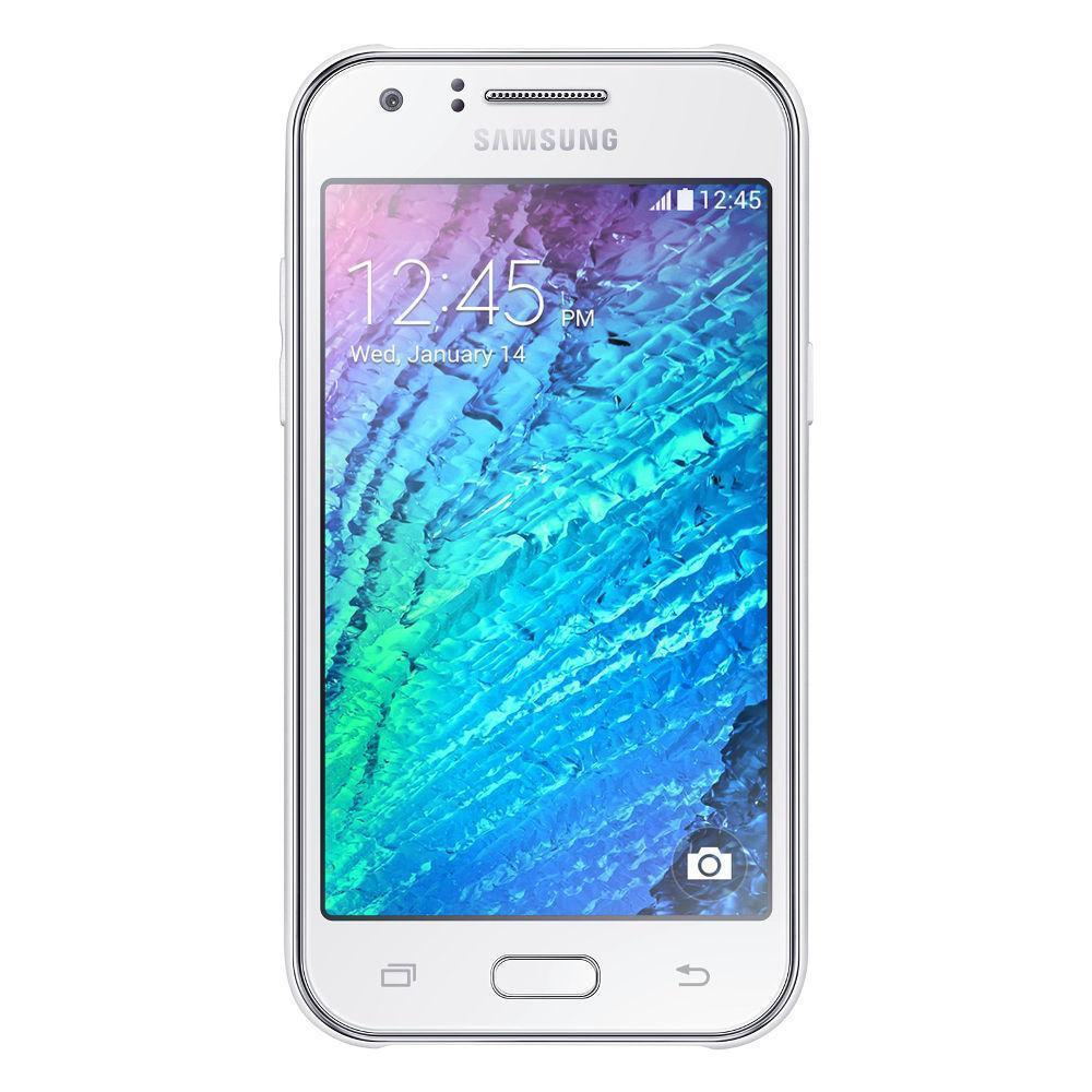 Samsung Galaxy J1 4 Go - Blanc - Débloqué