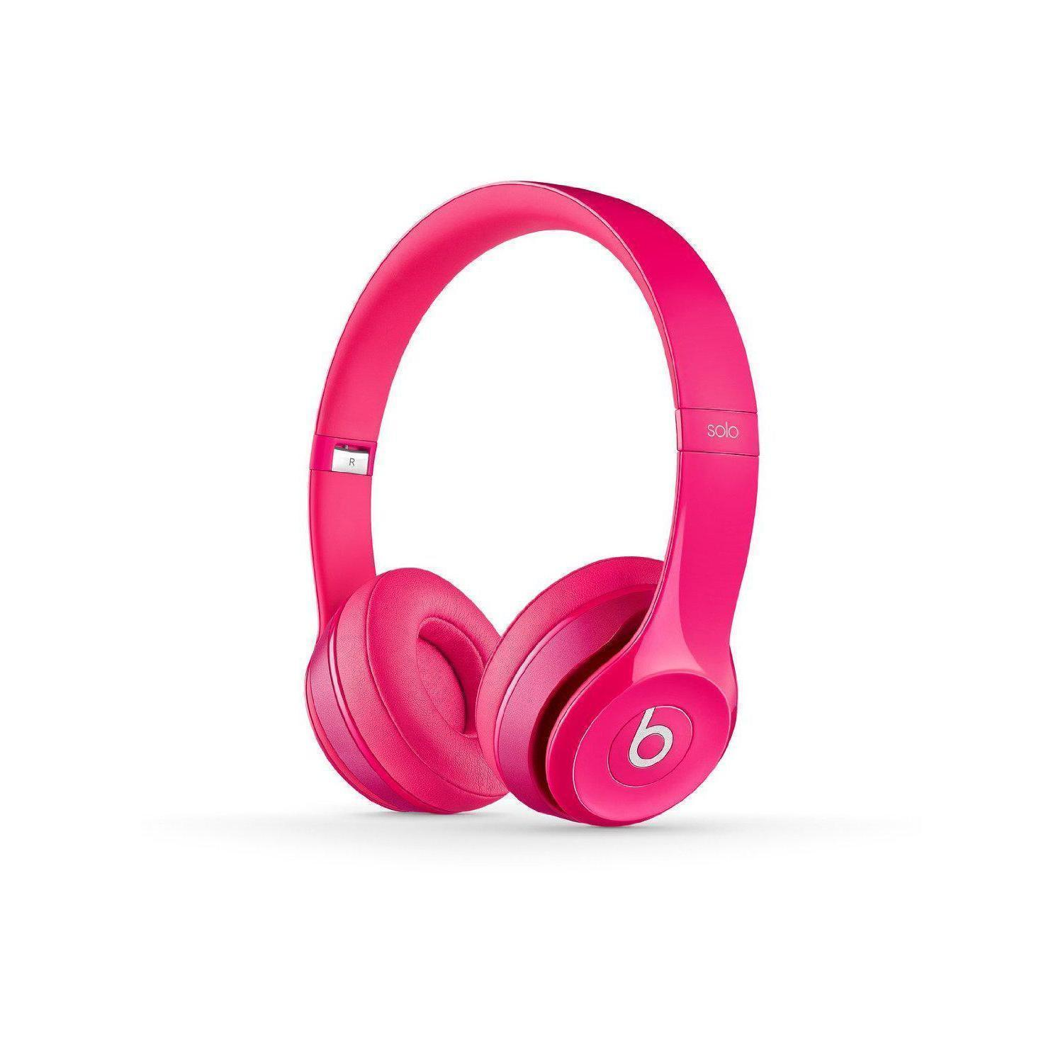 beat casque rose audio