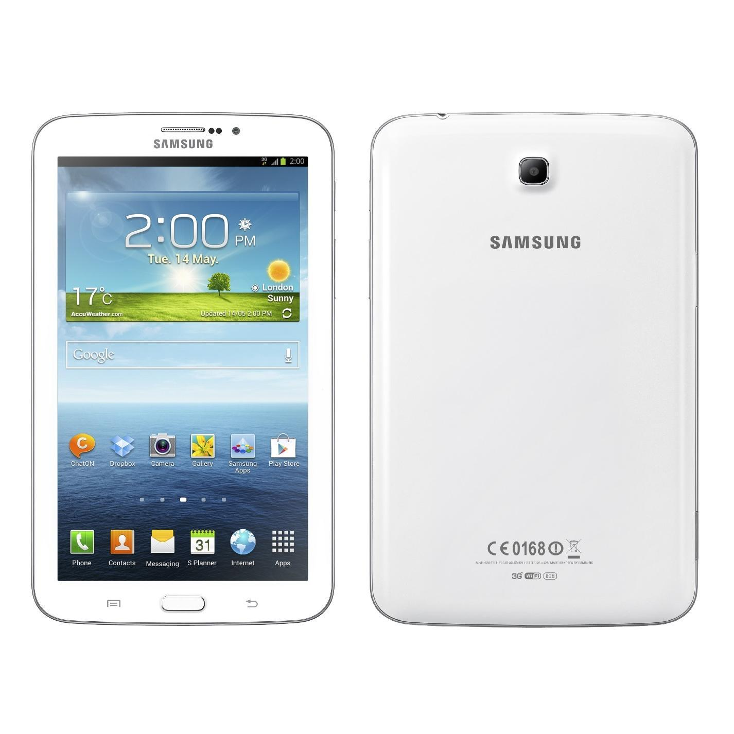 Samsung galaxy tab 3 7 8 go wifi blanc reconditionn back market - Samsung galaxy tab 3 7 8go lite blanc ...