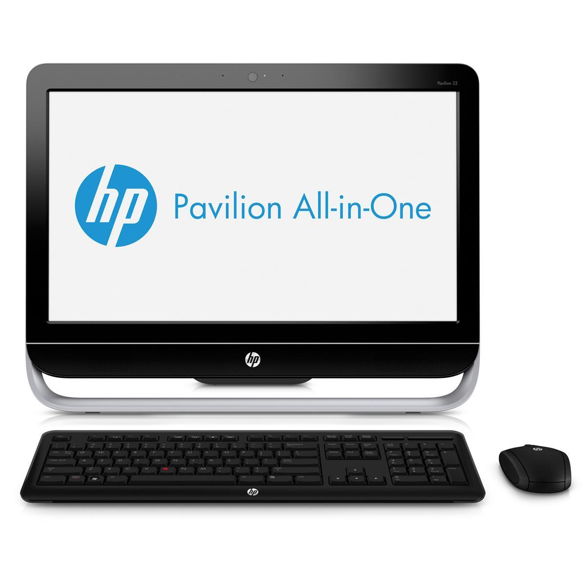 "Hp Pavilion 20-B132EF 19,5"" E1-1200 1,4 GHz  - HDD 2 To - RAM 4 Go"