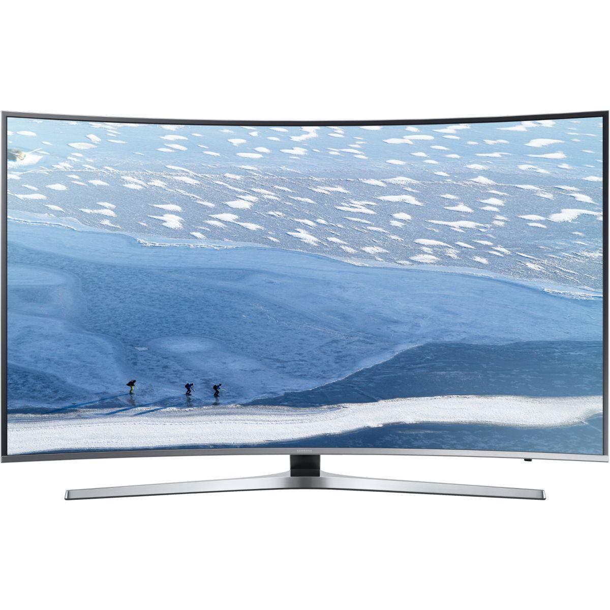 Smart TV LED 4K Ultra HD 108 cm Samsung UE43KU6670 - incurvée