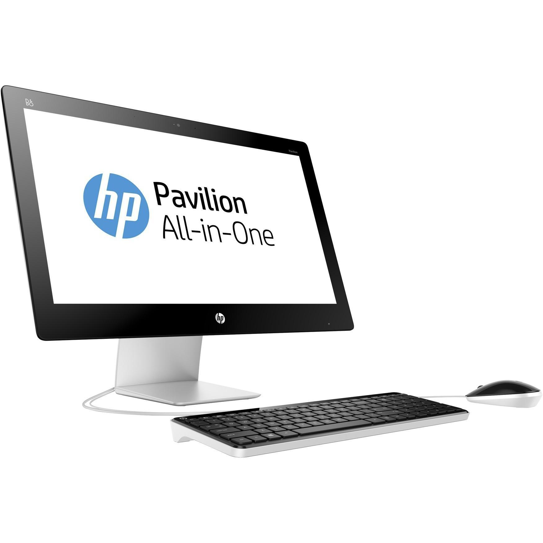 """Hp Pavilion 23-q208nf 23"""" Core i5-6400 2,7 GHz  - HDD 1 To - RAM 6 Go"""