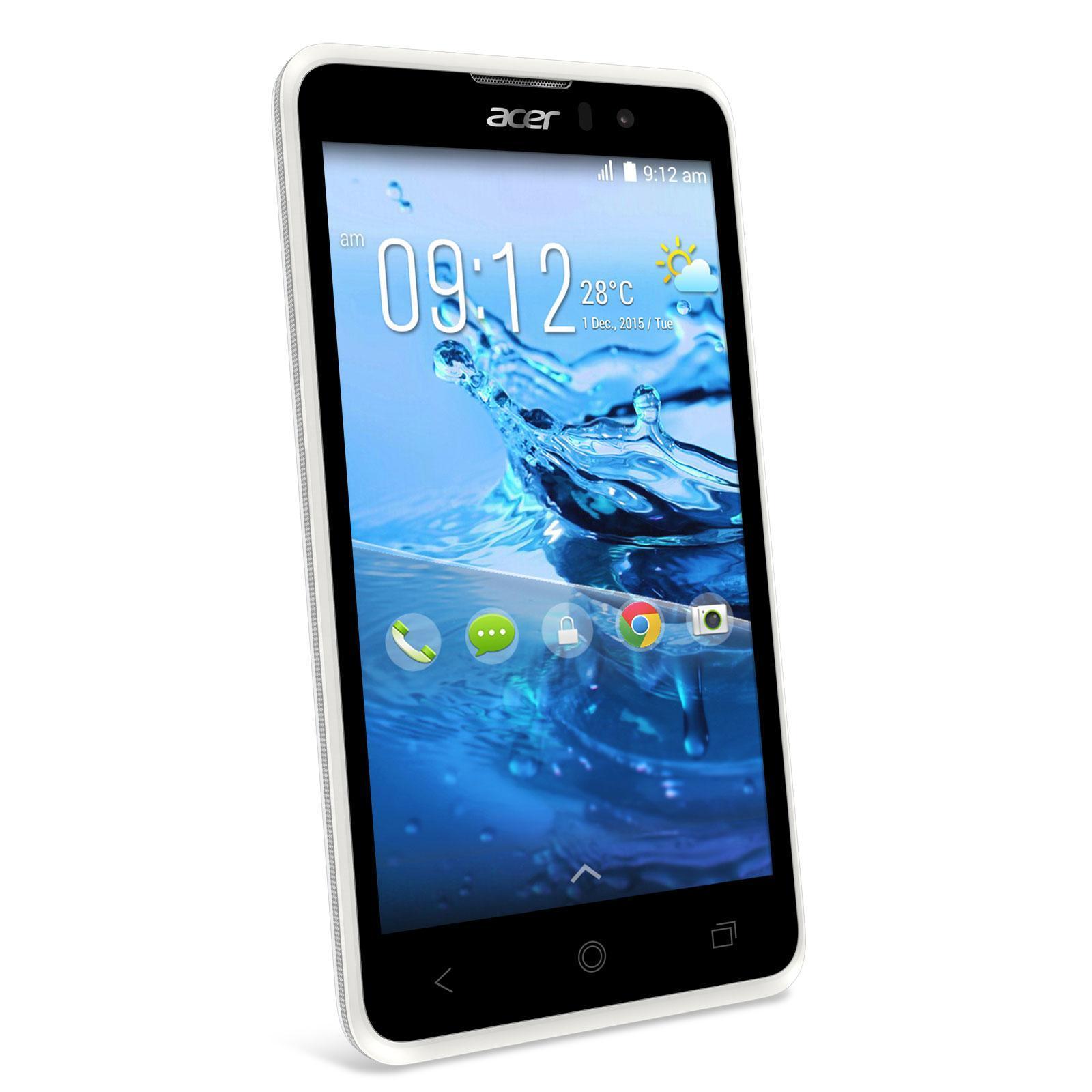 Acer Liquid Z520 8GB - Blanco - Libre