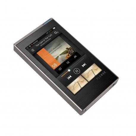 Lecteur MP3 3,7'' 128 Go Cowon Plenue 1 - Argent
