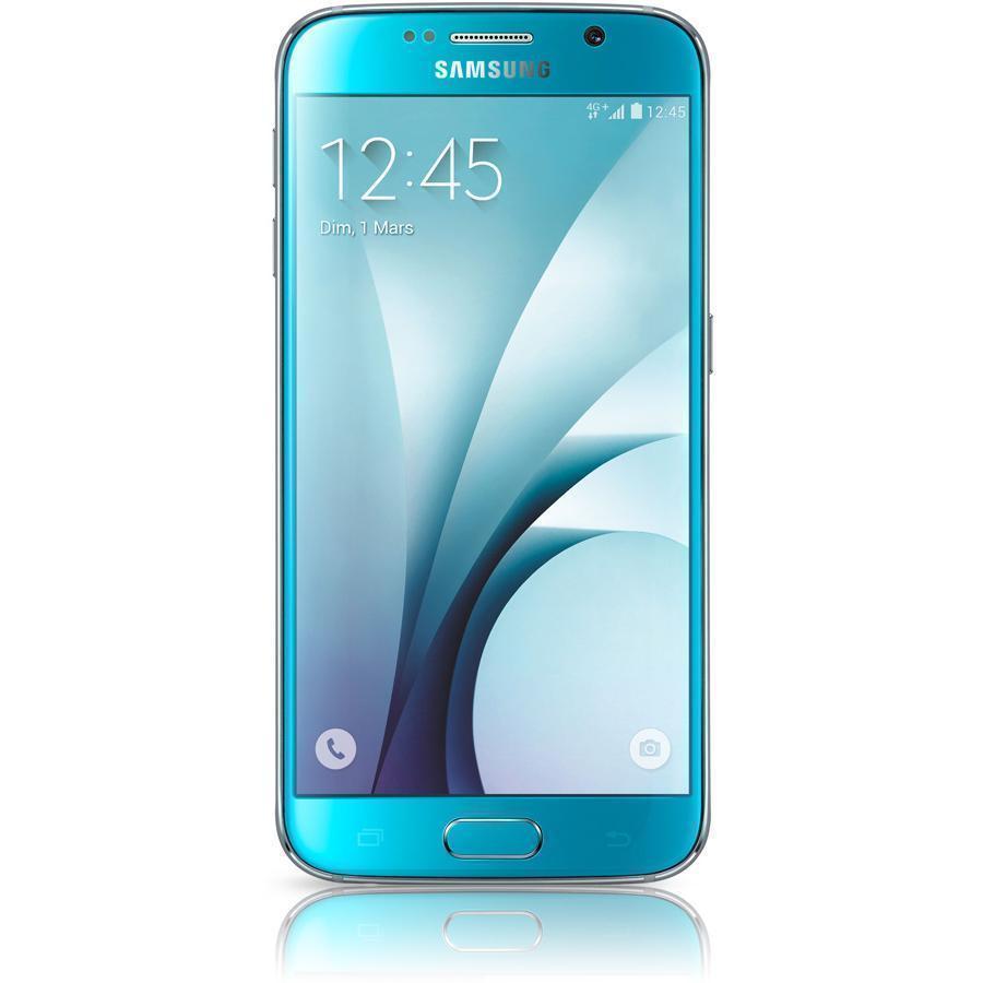 Samsung Galaxy S6 G920F 64 Go 4G - Bleu - Débloqué