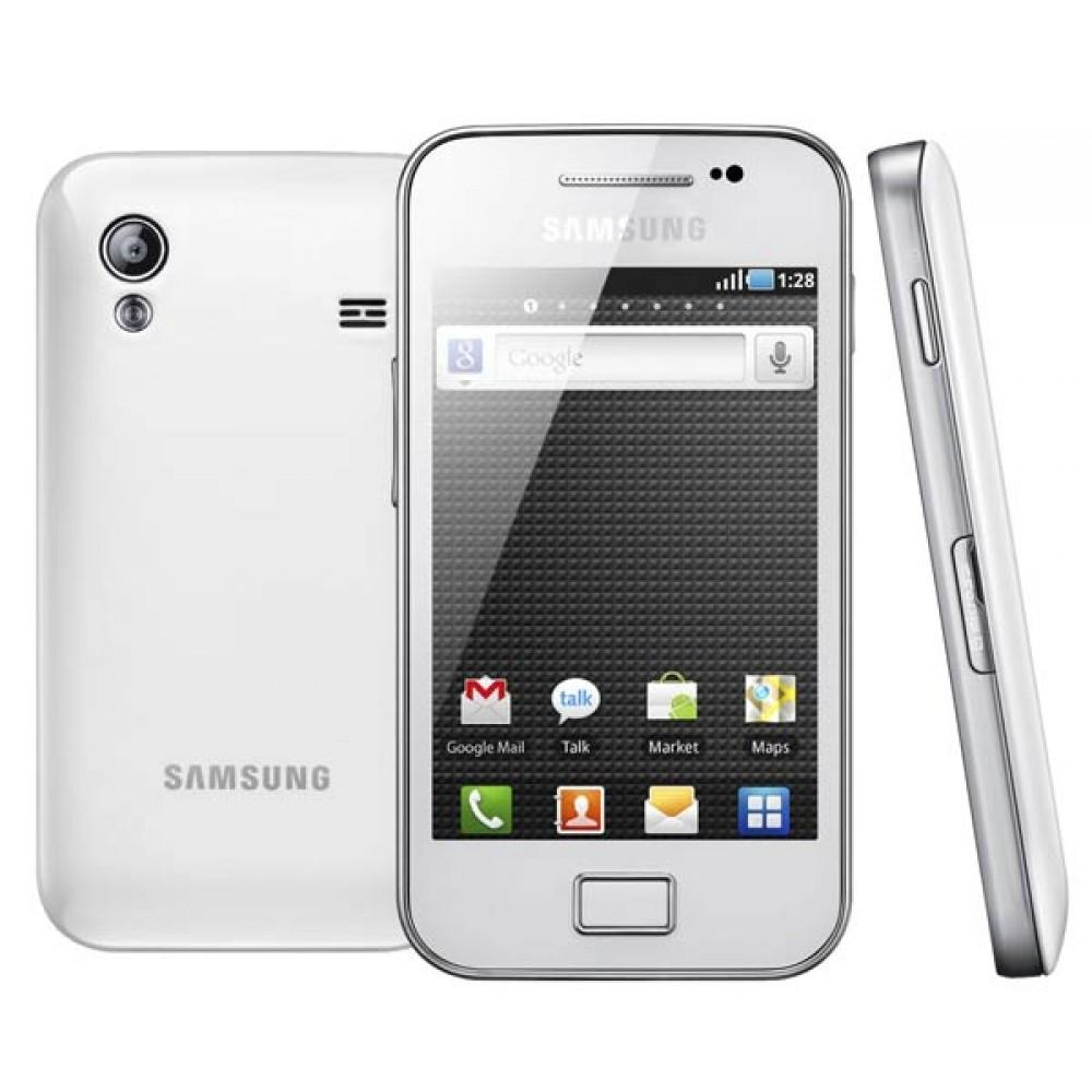 Samsung Galaxy Ace 160 Mo S5830 - Blanc - Débloqué