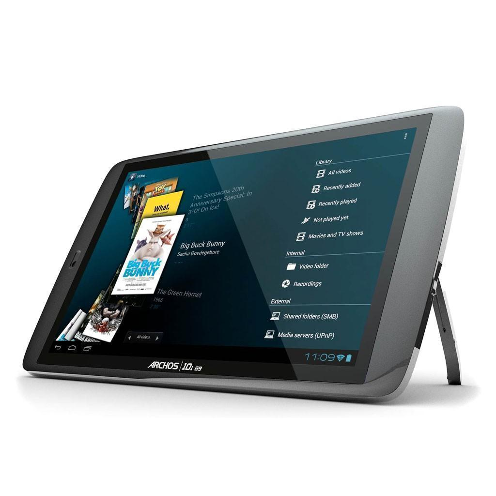 "Archos 101 G9 Turbo ICS 10.1"" 16 GB - Wifi - Negro"