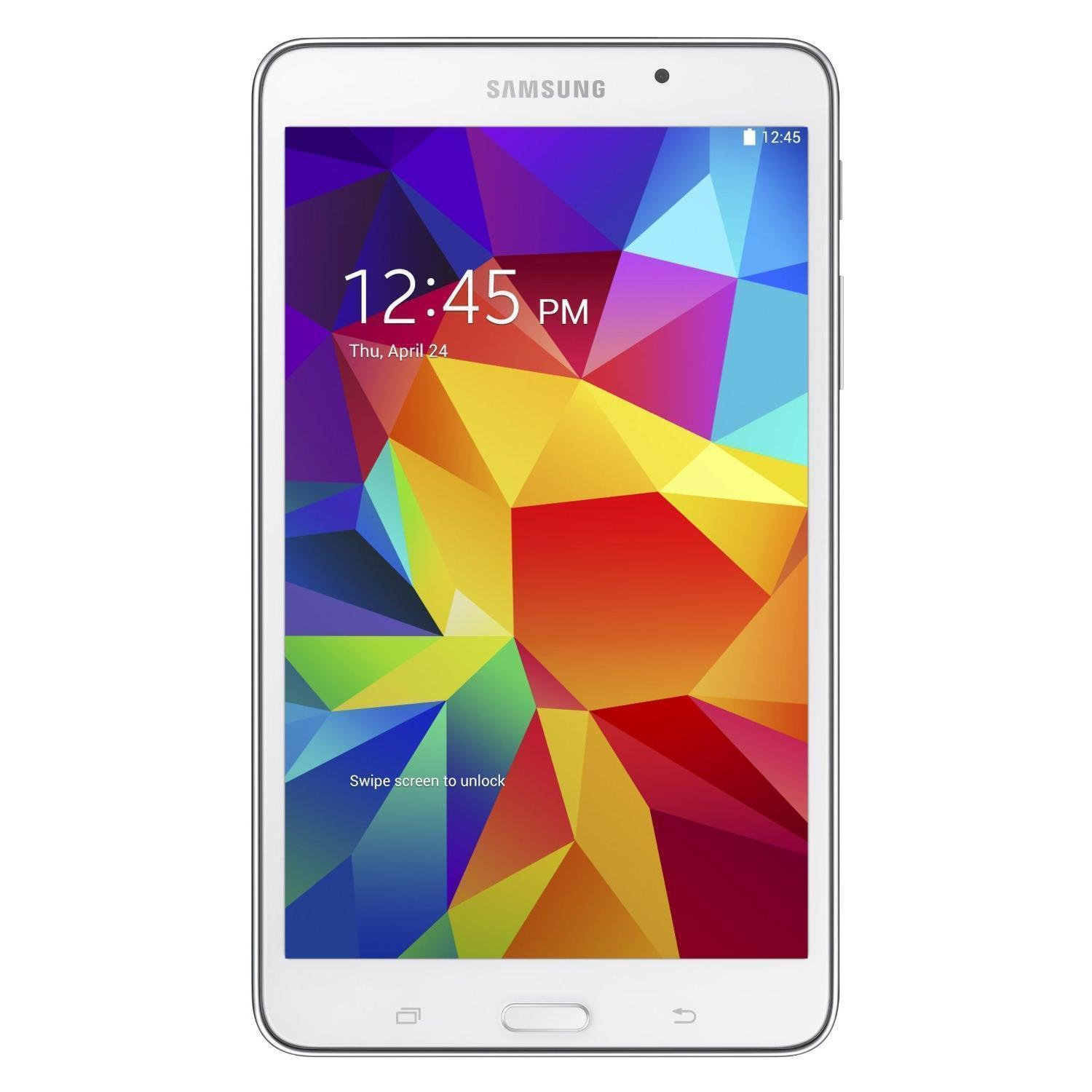 Samsung Galaxy Tab 4 8 GB - Blanco - Wifi