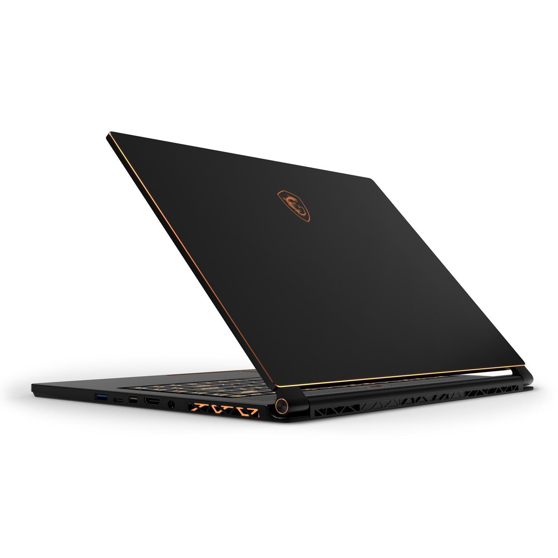 MSI GS65 Stealth Thin 8RE-201 15,6 - Core i7-8750H - 8GB 256GB NVIDIA GeForce GTX 1060 AZERTY - Francúzska
