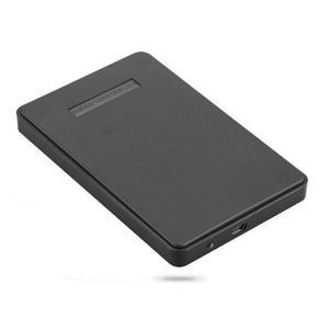 Disque dur externe 2,5'' 500 Go USB 2.0 - Noir