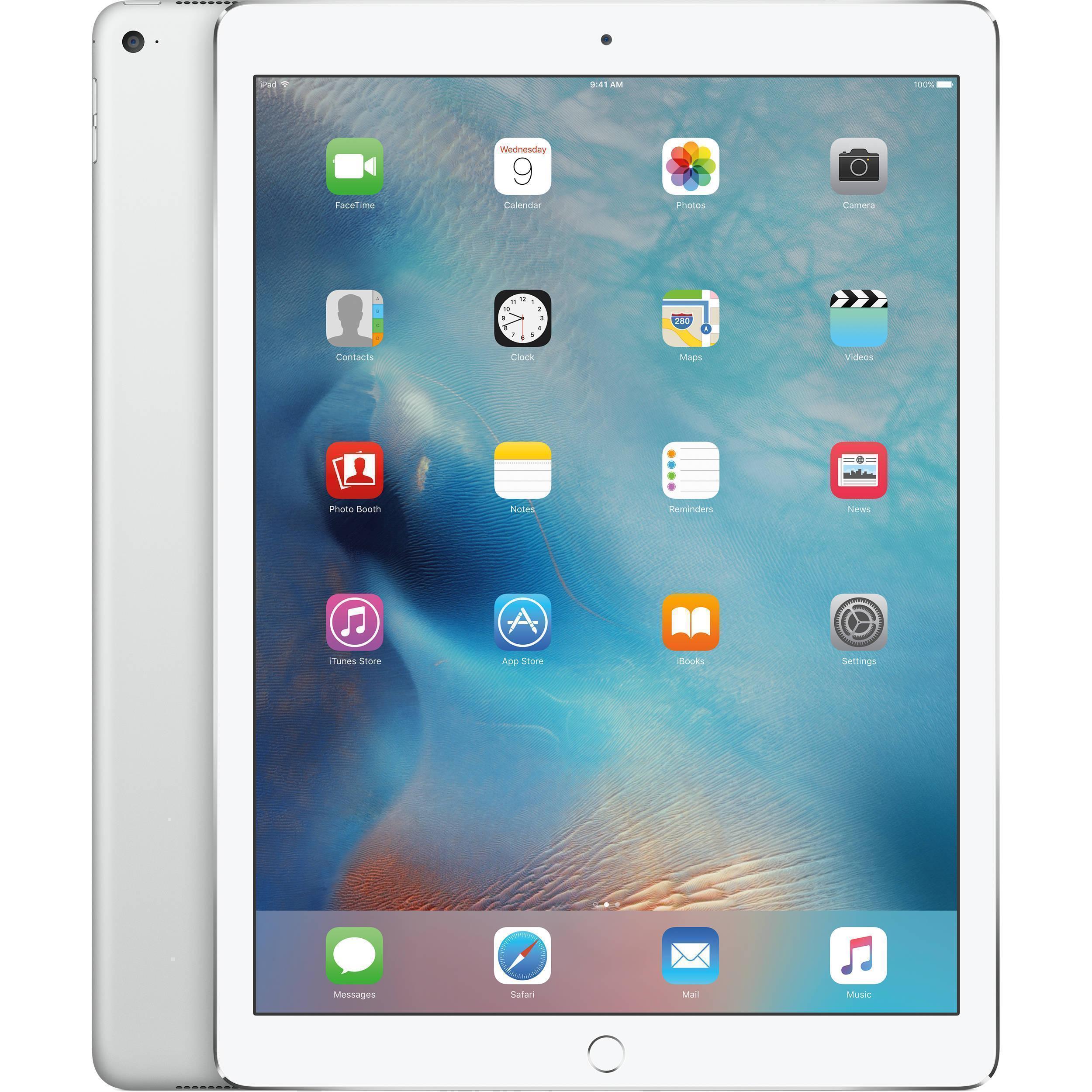 iPad Pro 12,9'' 128 Go - Wifi + 4G - Argent - Débloqué