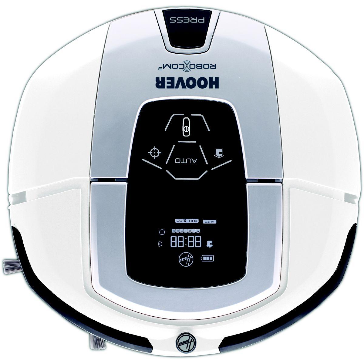 Aspirateur Robot HOOVER RBC031B/1 robocom3 Lit