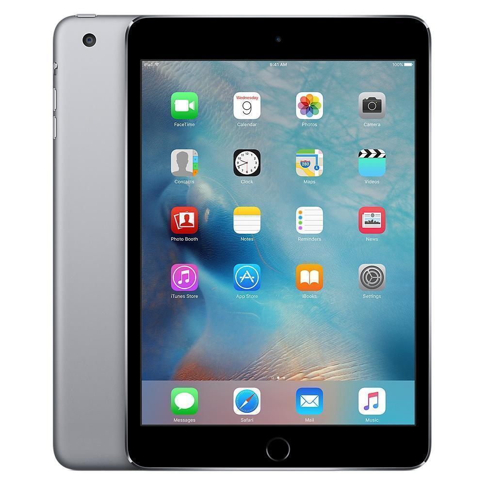 iPad mini 3 128 Go - Wifi + 4G - Gris sidéral - Débloqué
