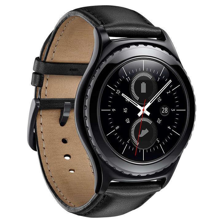 Samsung Gear S2 Classic (SM-R735) - Noir