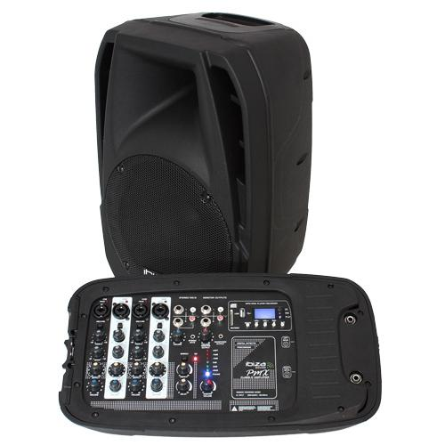 Enceintes sono Ibiza Sound COMBO210