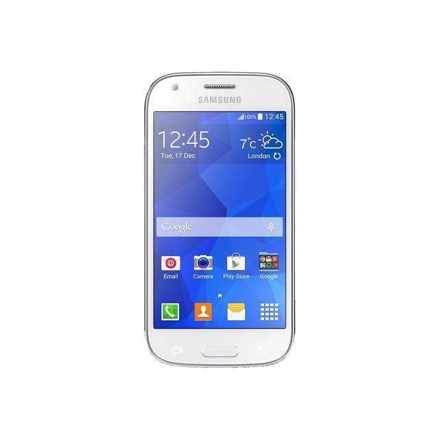 Samsung Galaxy Ace 4 - Blanc - Débloqué