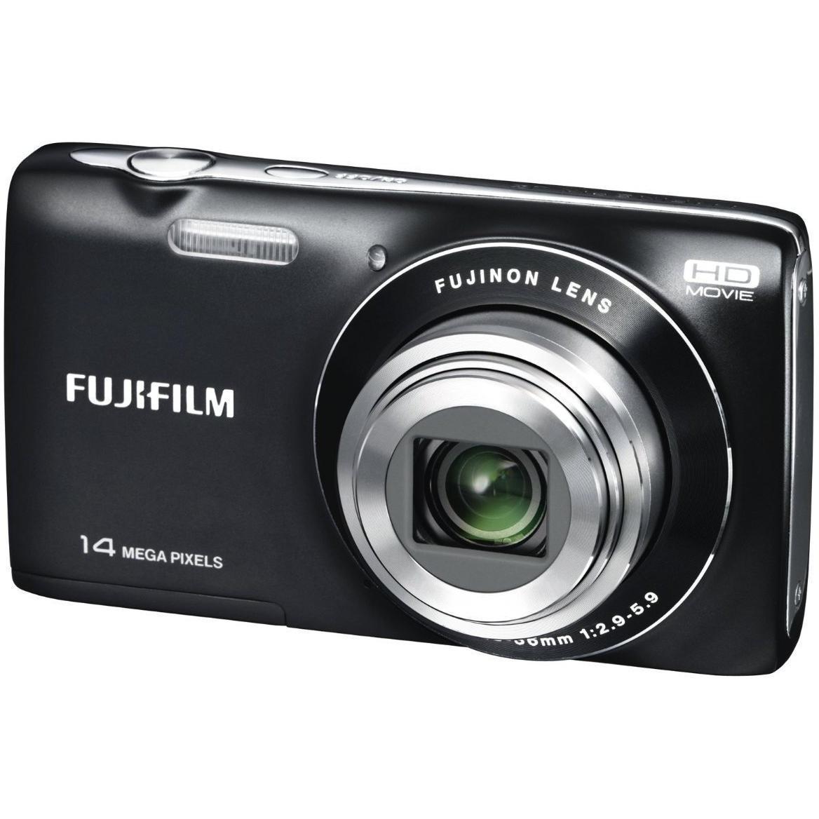 Fujifilm FinePix JZ100 Noir 14 Mpix Zoom optique Fujinon 8x