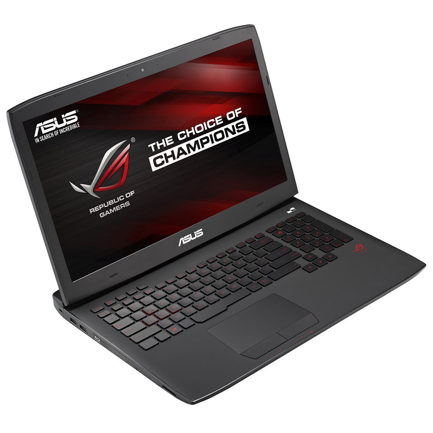 "Asus G751JM-T7048H 17,3"" Core i7-4710HQ 3,5 GHz  - SSD 128 Go + HDD 1 To - RAM 8 Go- NVIDIA GeForce GTX 860M"