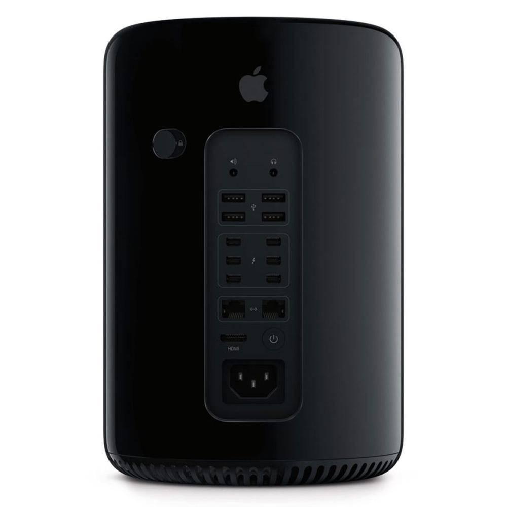 Mac Pro (Outubro 2013) Xeon E5 3,7 GHz - SSD 256 GB - 12GB